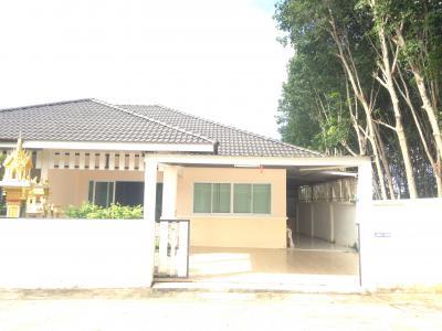 บ้านแฝด 1950000 สุราษฎร์ธานี พุนพิน เขาหัวควาย