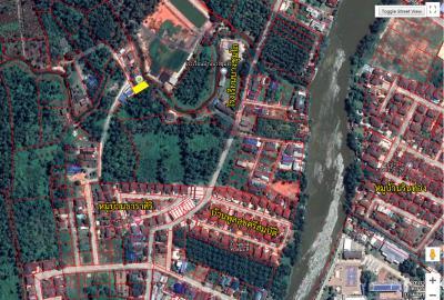 ที่ดิน 550000 สุราษฎร์ธานี เมืองสุราษฎร์ธานี วัดประดู่